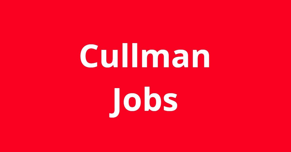Jobs in Cullman AL