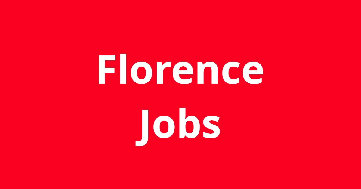 Jobs in Florence AL