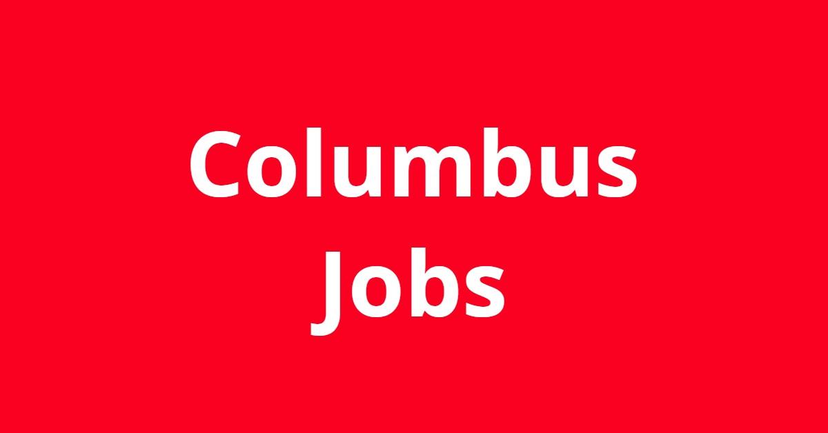 Columbus Ohio Job Openings   Jobs Hiring
