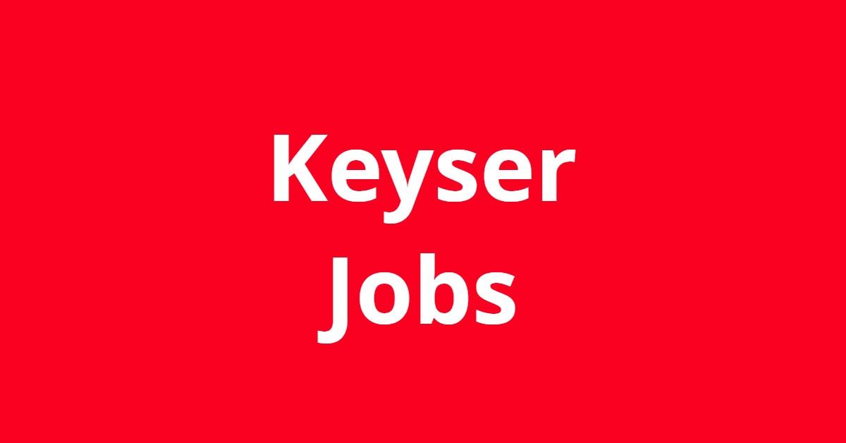Jobs In Keyser WV