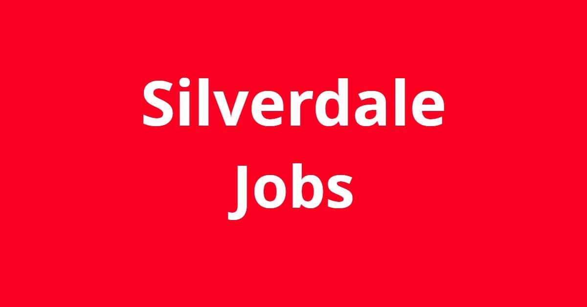 Jobs In Silverdale WA