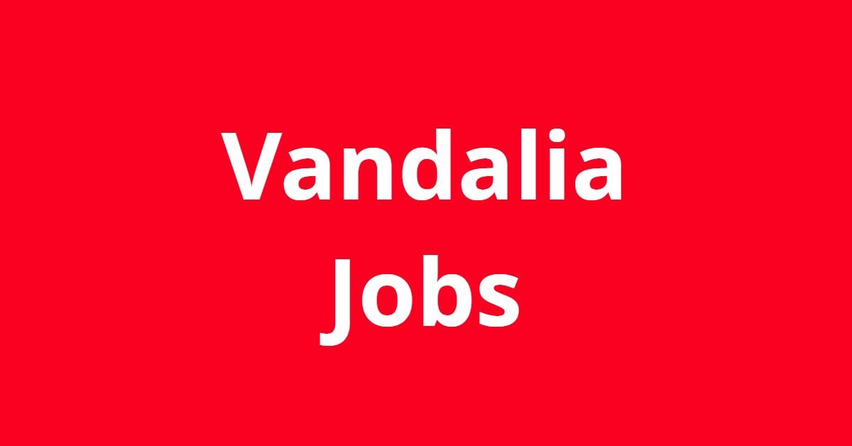 Jobs In Vandalia Ohio